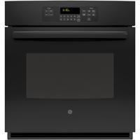 G.E. JK3000DFBB 27 in. Black Single Wall Oven - JK3000DFBB - IN STOCK