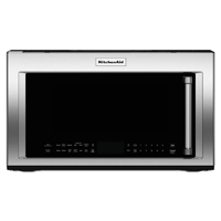 Kitchen Aid KMHC319ESS 1.9 Cu. Ft. 1000W Stainless Over-the-Range Microwave - KMHC319ESS - IN STOCK