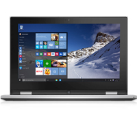 Dell Inspiron 11.6 in. Touchscreen, Intel Celeron N2840, 4GB RAM, 500GB HDD, Windows 10 Tablet PC - I3147-2501SLV / I31472501SLV - IN STOCK