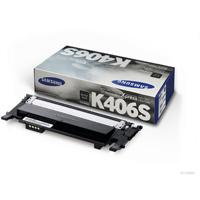 Samsung Toner, Black - CLTK406S - IN STOCK