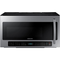 Samsung 2.1 cu. ft. Over-the-Range Microwave with Multi-Sensor Cooking - ME21H706MQS - IN STOCK