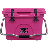ORCA Coolers ORCP020 Pink 20 Quart Cooler - ORCP020 - IN STOCK