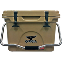 Orca Cooler ORCT020 Tan 20 Quart Cooler - ORCT020 - IN STOCK