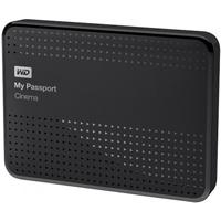 Western Digital 1TB My Passport Cinema 4K UHD Movie Storage - WDBZKS0010 - IN STOCK