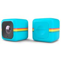 Polaroid Cube+ Mini Lifestyle Action Camera - Blue - POLCPBL1 - IN STOCK