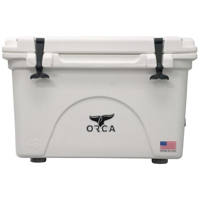 ORCA Coolers ORCW040 White 40 Quart Cooler - ORCW040 - IN STOCK