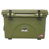 ORCA Coolers ORCG040 Green 40 Quart Cooler - ORCG040 - IN STOCK