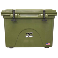 ORCA Coolers ORCG058 Green 58 Quart Cooler - ORCG058 - IN STOCK