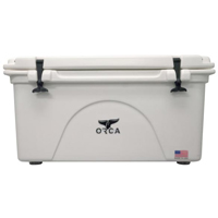 ORCA Coolers ORCW075 White 75 Quart Cooler - ORCW075 - IN STOCK