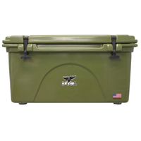 Orca Cooler ORCG075 Green 75 Quart Cooler - ORCG075 - IN STOCK