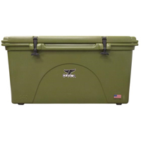 ORCA Coolers ORCG140 Green 140 Quart Cooler - ORCG140 - IN STOCK