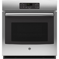 G.E. JK1000SFSS 27 in. Stainless Single Electric Wall Oven - JK1000SFSS - IN STOCK
