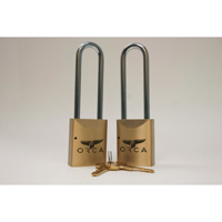 ORCA Coolers ORCLBR Pro Series Set of 2 Brass Locks - ORCLBR - IN STOCK