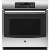 G.E. JK3000SFSS 27 in. Stainless Single Wall Oven - JK3000SFSS - IN STOCK