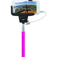 DGL Selfie Stick Self-portrait Extendable Monopod (Pink) - HYSLFWRDPNK - IN STOCK