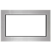 Whirlpool MKC2150AS 30 in. Stainless Trim Kit for 1.5 Cu. Ft Countertop Microwave - MKC2150AS - IN STOCK