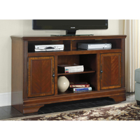 Ashley Signature Design Hamlyn Dark Brown Large TV Stand - W527-68 / W52768 - IN STOCK