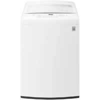 LG WT1501CW 4.5 Cu.Ft. White High Efficiency European Design Top Load Washer - WT1501CW - IN STOCK