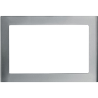 G.E. Cafe CX1530SSSS 30 in. Stainless Microwave Trim Kit - CX1530SSSS - IN STOCK