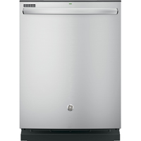 G.E. GDT535PSJSS 55dB Stainless Dishwasher with Steam  - GDT535PSJSS - IN STOCK
