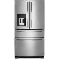 Whirlpool WRX735SDM 25.0 Cu. Ft. French Door Refrigerator with External Refrigerated Drawer - WRX735SDM - IN STOCK
