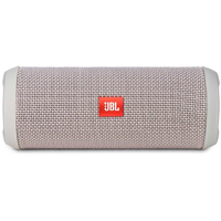 JBL Flip 3 Splash-proof Speaker (Grey) - FLIP3GRY - IN STOCK