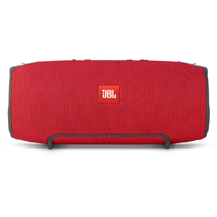 JBL JBLXTREMEREDUS Xtreme Splash-proof Bluetooth Speaker (Red) - XTREMEREDUS - IN STOCK
