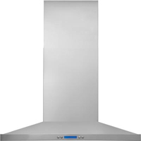 Electrolux RH30WC55GS 30 in. Stainless Wall Mount Chimney Hood - RH30WC55GS - IN STOCK