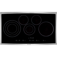 Electrolux EI36EC45KS 36 in. Stainless 5 Burner Electric Cooktop - EI36EC45KS - IN STOCK