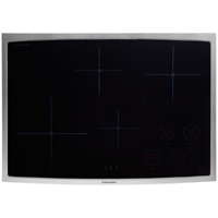 Electrolux EW30IC60LS 30 in. 4 Burner Electric Induction Cooktop - EW30IC60LS - IN STOCK