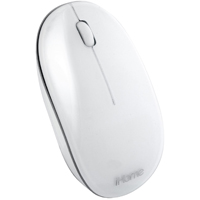 iHome Bluetooth Mac Mouse - White - IMACM110W - IN STOCK