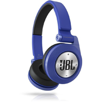 JBL Synchros sealed on-ear Bluetooth wireless Headphones (Blue) - E40BTBLU - IN STOCK