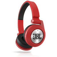 JBL Synchros sealed on-ear Bluetooth wireless Headphones (Red) - E40BTRED - IN STOCK