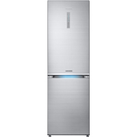 Samsung Chef Collection RB12J8896S4 12 Cu. Ft. Stainless Counter Depth Euro Chef Refrigerator - RB12J8896S4 - IN STOCK