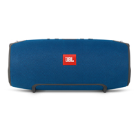 JBL Xtreme Splash-proof Bluetooth Speaker (Blue) - XTREMEBLUUS - IN STOCK