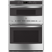 G.E. JT3800SHSS 30 in. Stainless Microwave/Thermal Wall Oven Combination - JT3800SHSS - IN STOCK