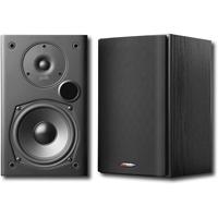 Polk Audio Bookshelf Speakers, Pair, Black - T15 - IN STOCK
