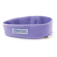 SleepPhones SleepPhones� Classic (Lavender) - SC5LM - IN STOCK