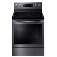 Samsung NE59J7630SG 5.9 Cu.Ft. Black Stainless 5 Burner Freestanding Range - NE59J7630SG - IN STOCK