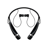 LG Tone Pro Bluetooth Wireless Stereo Headset (Black) - HBS760BLK - IN STOCK