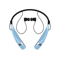 LG Tone Pro Bluetooth Wireless Stereo Headset (Blue) - HBS760BLUE - IN STOCK