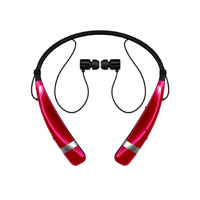 LG Tone Pro Bluetooth Wireless Stereo Headset (Pink) - HBS760PINK - IN STOCK