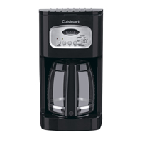 Cuisinart 12-Cup Programmable Coffeemaker, Black - DCC1100BKRB - IN STOCK