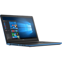 Dell Inspiron 15.6 in. (Truelife) Notebook - Intel Core I5 I5-5200u Dual-Core (Blue) - I55584287BLU - IN STOCK