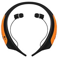 LG TONE Active Premium Wireless Stereo Headset (Orange) - HBS850ORANGE - IN STOCK
