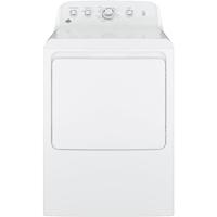 G.E. GTD42EASJWW Electric 7.2 Cu.Ft. White Top Load Dryer - GTD42EASJWW - IN STOCK