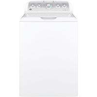 G.E. GTW485ASJWS 4.2 Cu.Ft. White High Efficiency Top Load Washer - GTW485ASJWS - IN STOCK