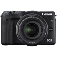 Canon EOS M3 Mirrorless Digital Camera - EOSM3 - IN STOCK