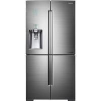 Samsung Chef RF34H9960S4 34.3 Cu.Ft. Stainless 4 Door Flex French Door Refrigerator - RF34H9960S4 - IN STOCK