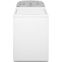 Whirlpool WTW4810EW 3.5 Cu.Ft. White High Efficiency Top Load Washer - WTW4810EW - IN STOCK